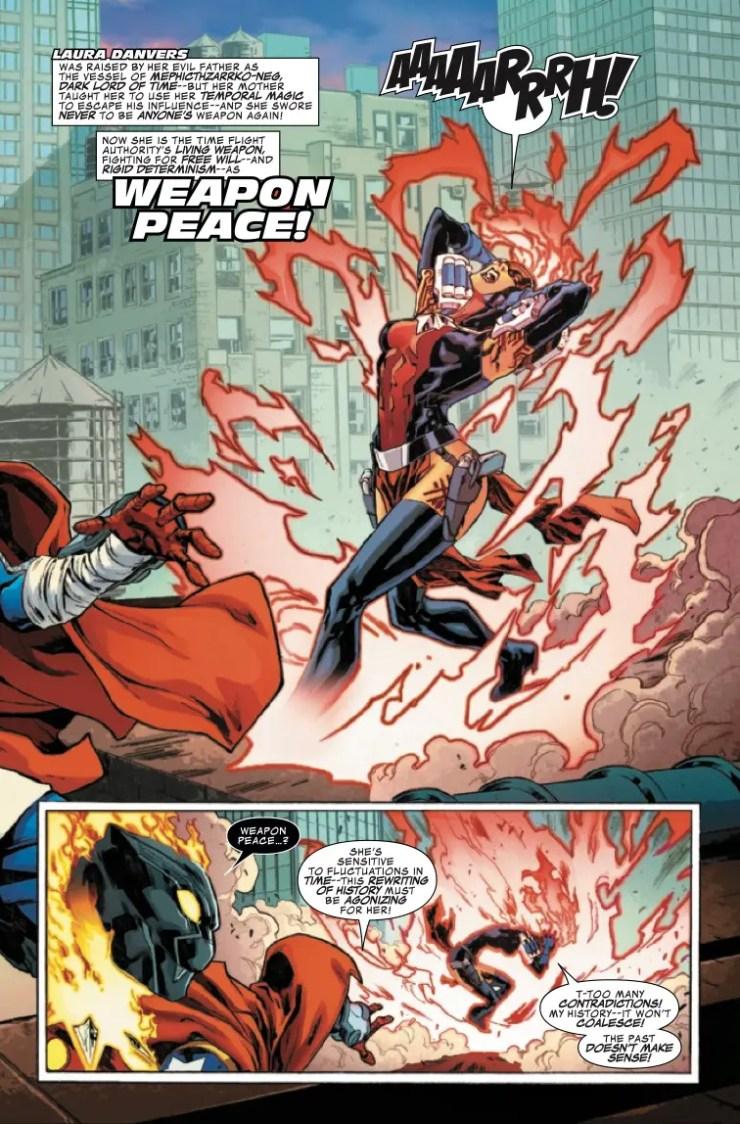 Marvel Preview: Secret Warps: Iron Hammer Annual (2019) #1