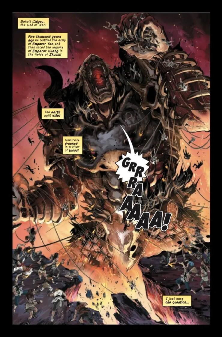Marvel Preview: Swordmaster #1