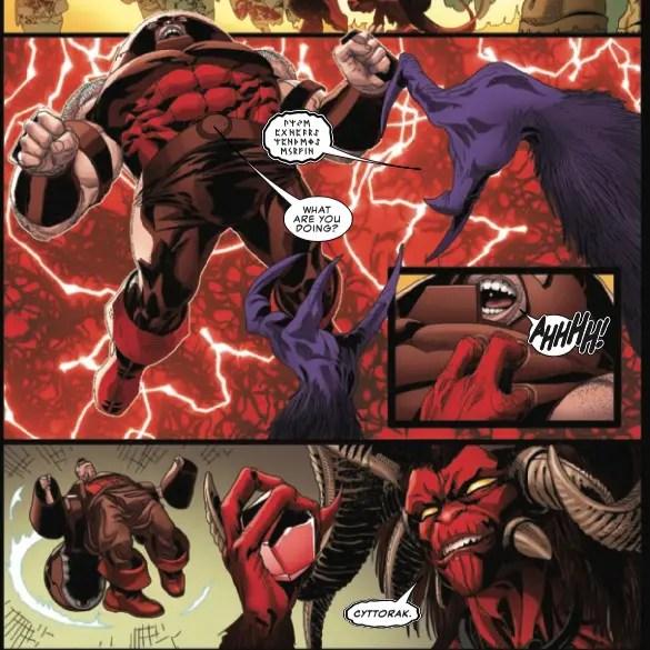 3 X-Men get X-Treme makeovers in 'Uncanny X-Men' #21