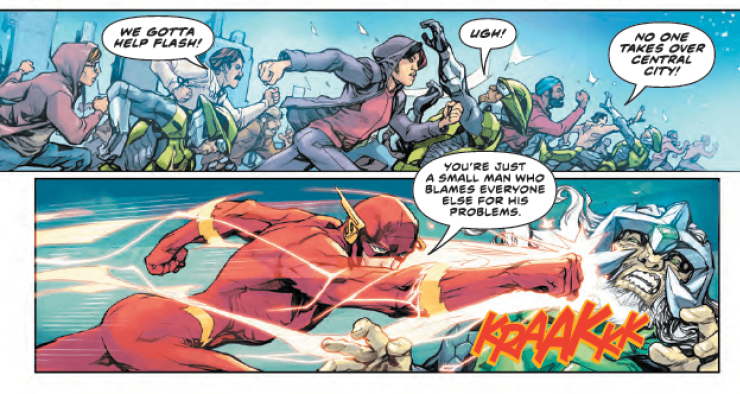 The Flash #75 Review