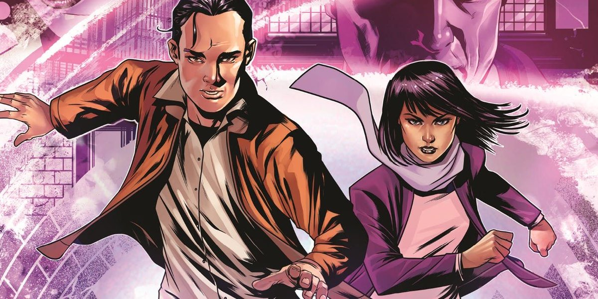 'Strangelands' #1 review: Full speed into the hyperkinetic love child of a rom-com and action flick