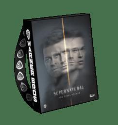 Supernatural SDCC 2019 Bag-min