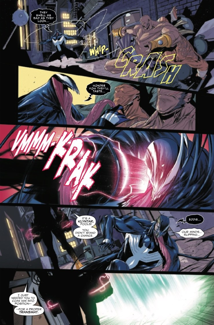Venom Annual #1 Review