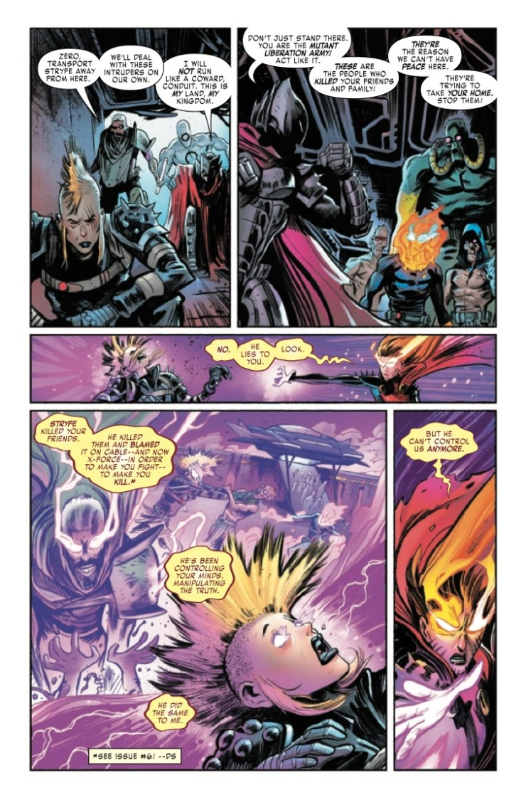 Marvel Preview: X-Force #10