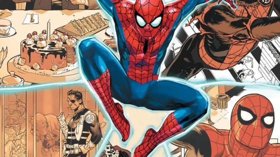 Spencer, Hickman, Zdarksky and more unite for 'Amazing Spider-Man: Full Circle'