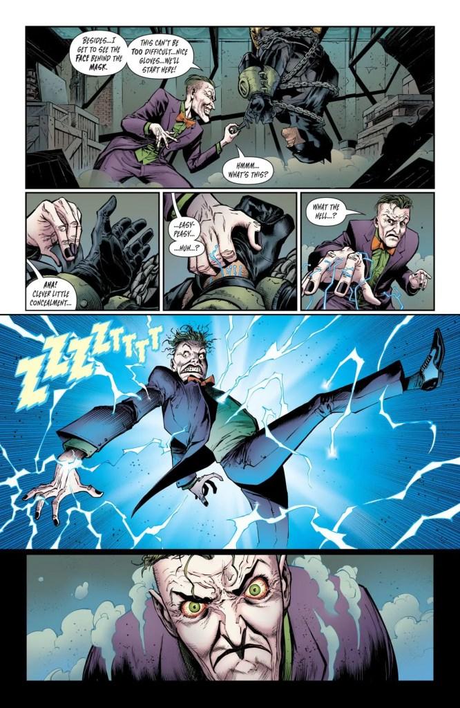Batman: Secret Files #2 review: a little dusty