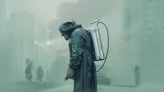 Chernobyl scared me while 'Chernobyl' kept me up at night.
