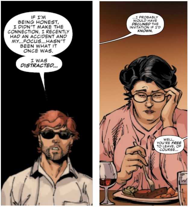 Chip Zdarsky continues to make Matt's life hell without even putting him in a costume.