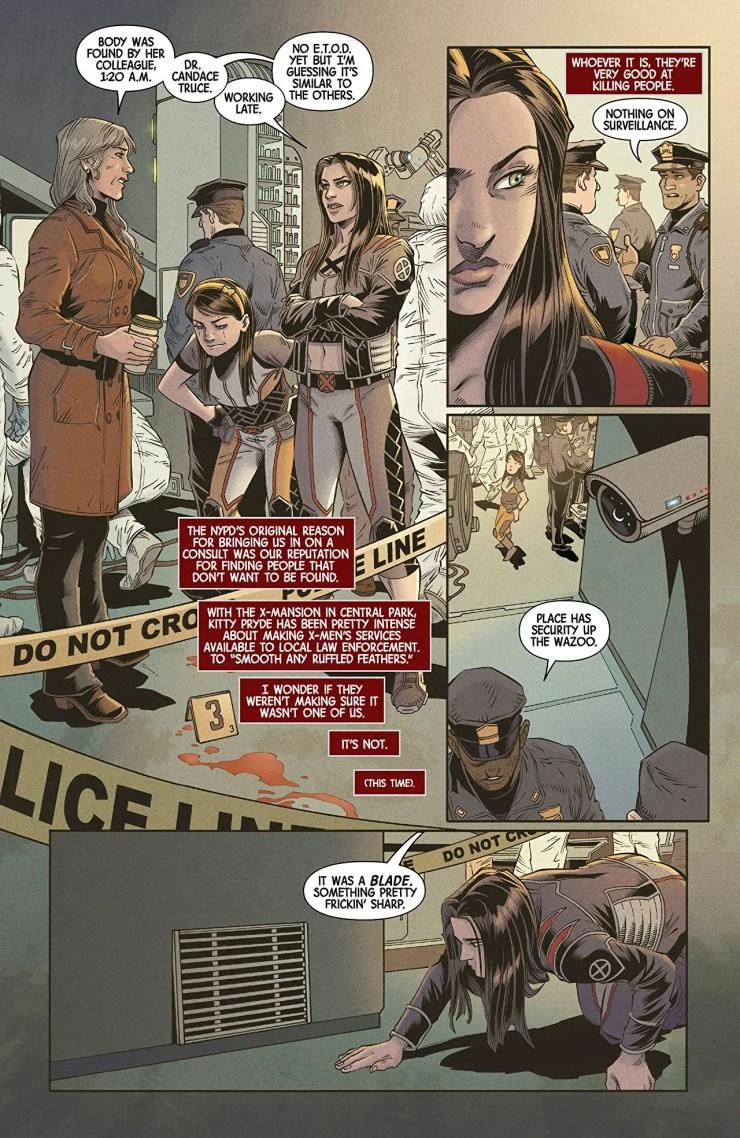 'X-23 Vol. 2: X-Assassin' Review