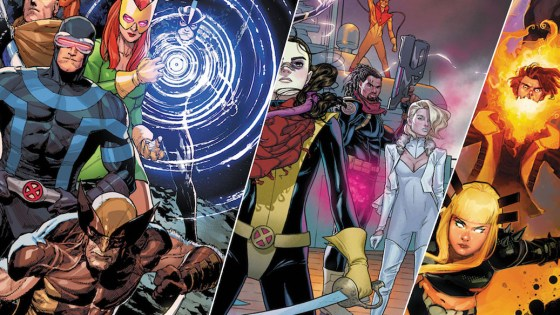 """""""We're going in a radically different direction"""": Jonathan Hickman talks the new era of 'Dawn of X' at SDCC"""