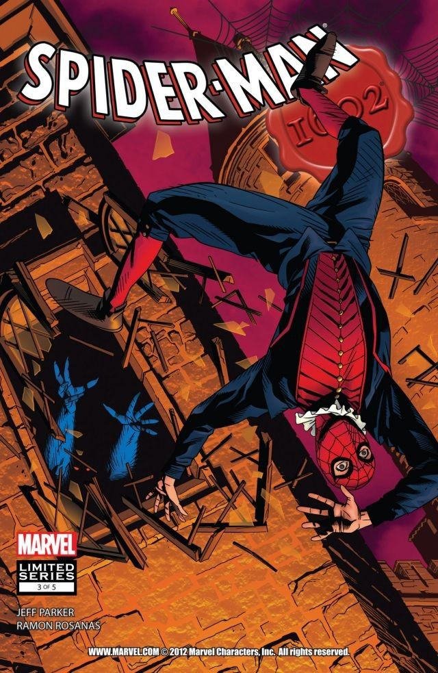 Spectacular Spider-Month Fashion Friday: Peter Parker