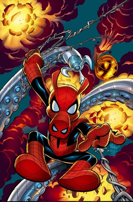 Spectacular Spider-Month Fashion Friday: Spider-Men
