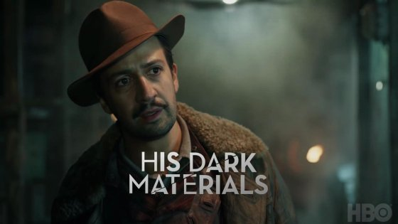 New trailer for 'His Dark Materials' has been released.