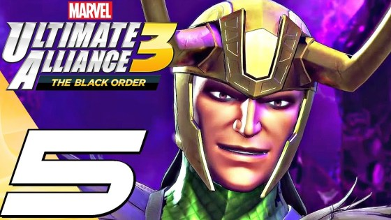 Loki, Cyclops, Colossus and a foursome of Marvel Knights round out the roster of Marvel Ultimate Alliance 3.