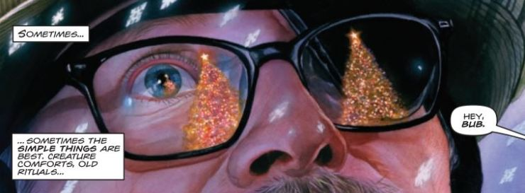Alex Ross and Kurt Busiek give this classic new life.