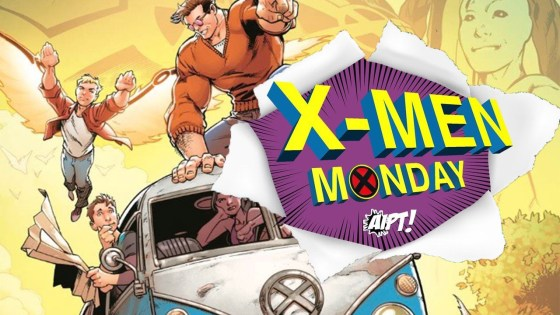 X-Men Monday piled into the X-Van and made the trek to San Diego Comic-Con!