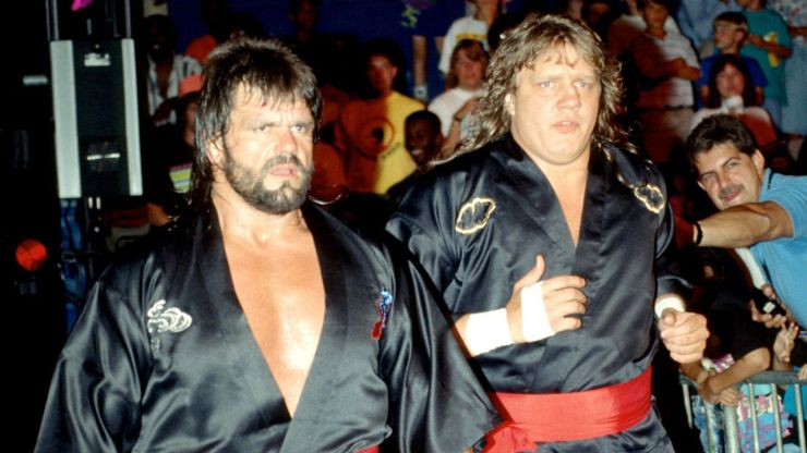 A Mark's Eye View: The lost art of tag team wrestling