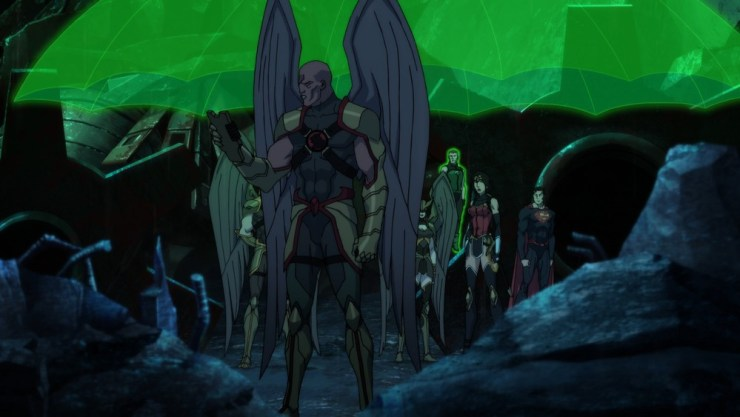 Young Justice: Outsiders -- Episodes 14-16 Review