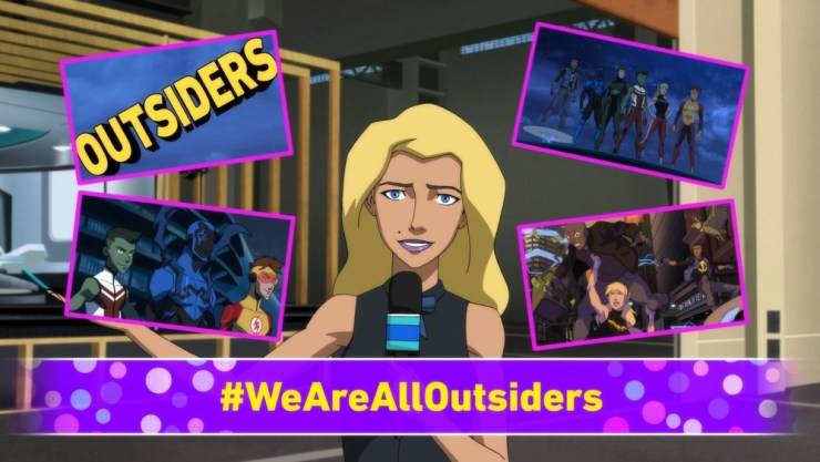 """Young Justice: Outsiders episode 18: """"Early Warning"""" review"""
