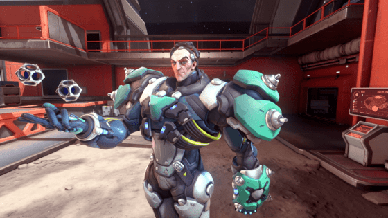 Sigma, Overwatch's newest hero, is now live