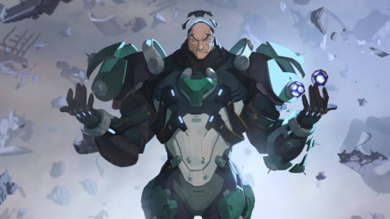 New hero Sigma drops on Overwatch PTR today