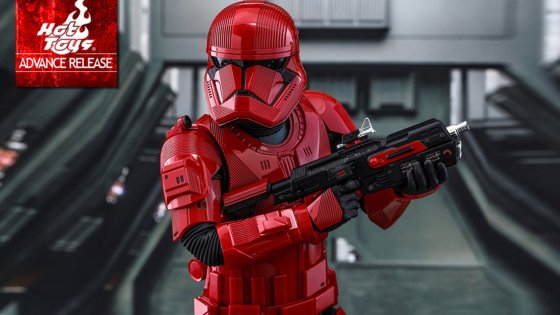 Star Wars: The Rise of Skywalker: New [Spoiler] Trooper revealed at SDCC 2019