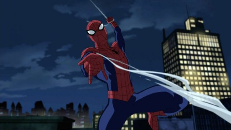 The animated history of Spider-Man