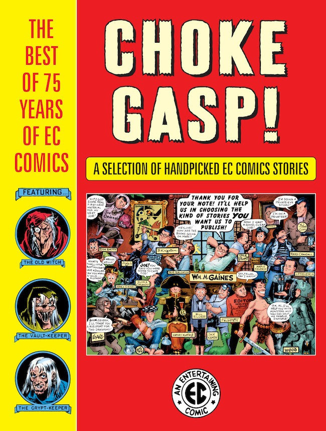SDCC '19: Dark Horse announces 'The Best of 75 Years of EC Comics' collection