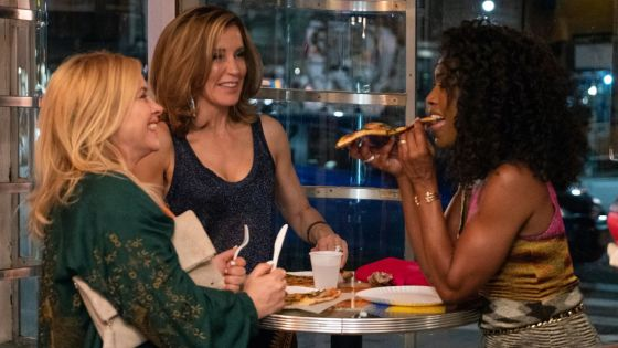 I was excited to sit down and watch Otherhood because of it's cast. I love Felicity Huffman, Patricia Arquette, and Angela Bassett; they're all so talented and likable in my opinion. I was also very attracted to this story, I love plot lines about middle aged or older women because often times there aren't a lot of stories about them and their experiences. I think stories about older people, women in particular, are very complex and turn out to be more interesting than a lot of the films focusing on younger people. And the empty nest stage of life isn't really talked about a lot, so it's nice to see.