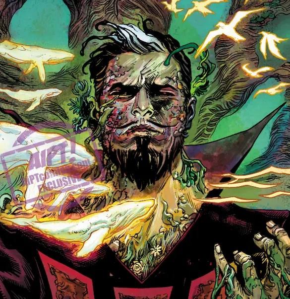 'It'll never be boring' - Benjamin Percy and Joshua Cassara talk 'X-Force'