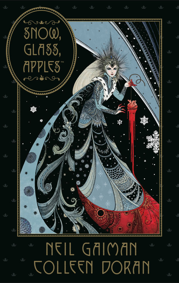 'Snow, Glass, Apples' HC Review