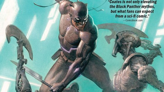 Ta-Nehisi Coates continues one of the boldest stories in Black Panther history.
