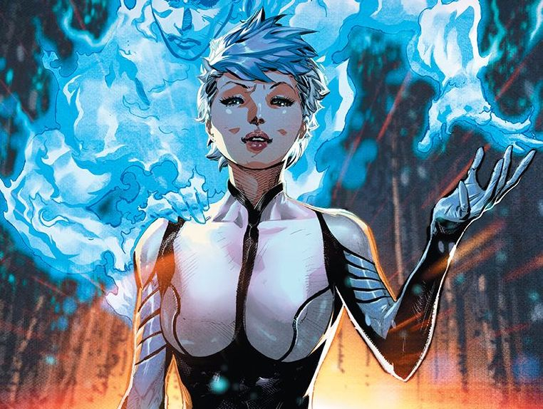 Doctor Mirage #1 Review