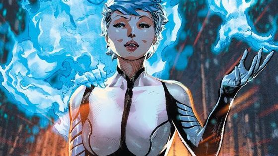 For readers who want to get into the next modern classic on the ground floor, Doctor Mirage #1 is the issue to get.