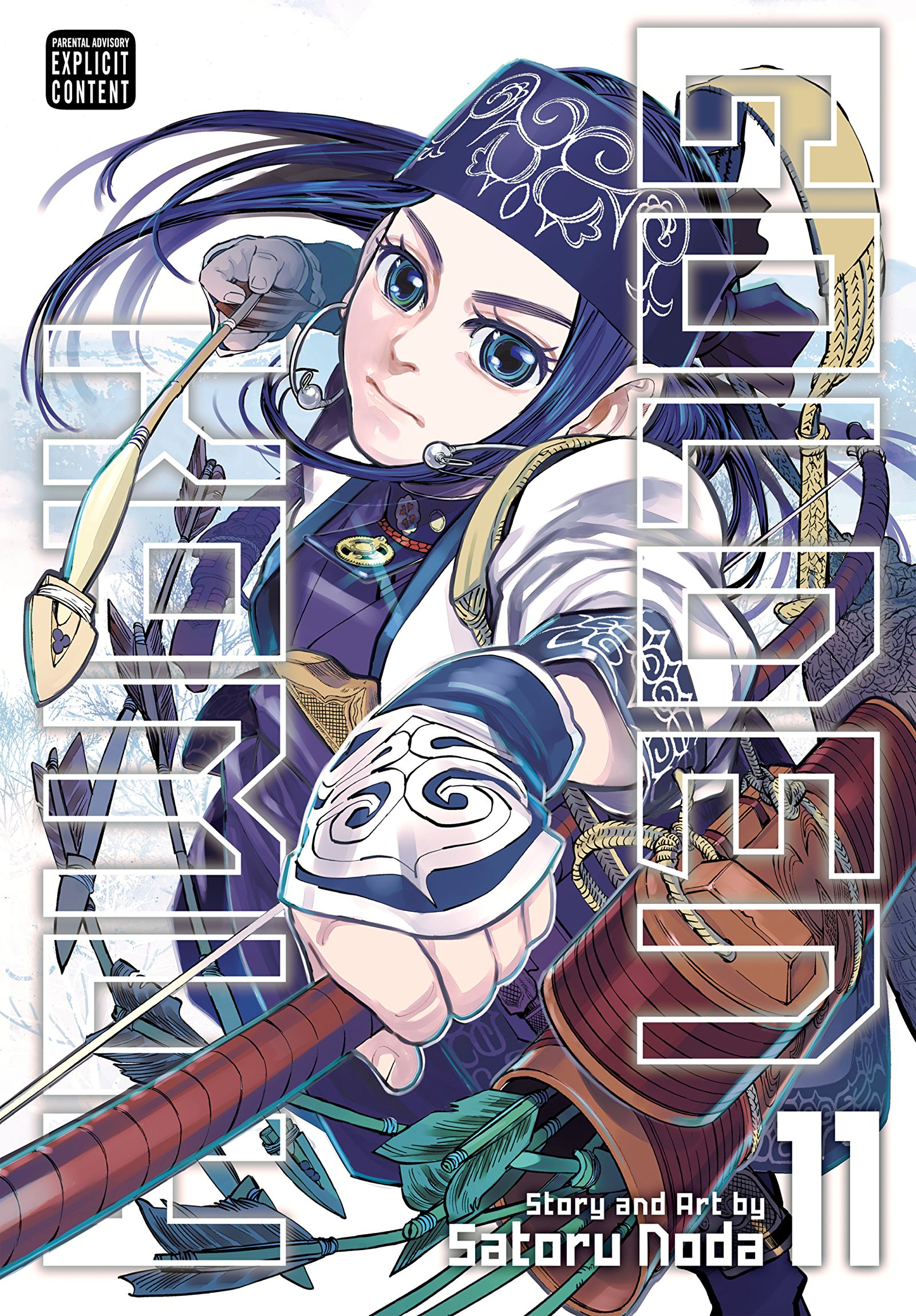 Golden Kamuy Vol. 11 Review