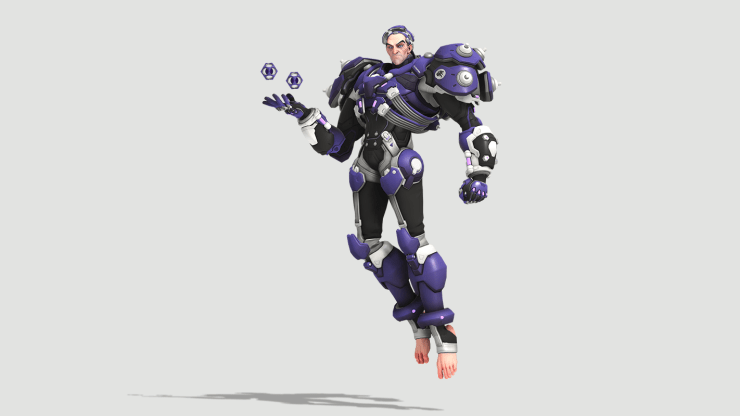 First look at Sigma's Overwatch League skins