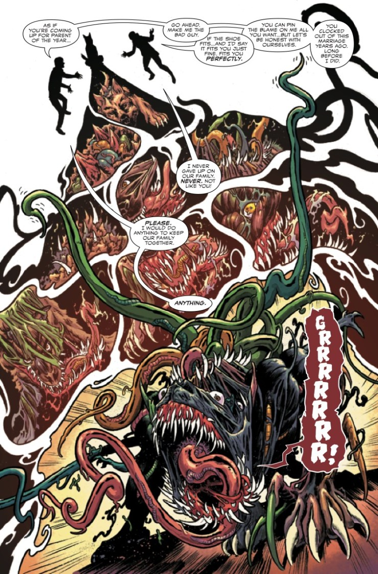 Marvel Preview: Absolute Carnage: Separation Anxiety #1