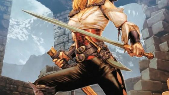 Marvel Preview: Age Of Conan: Valeria #1