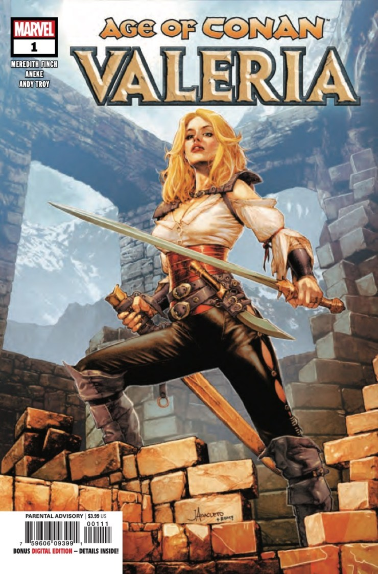 Marvel Preview: Age Of Conan: Valeria #1