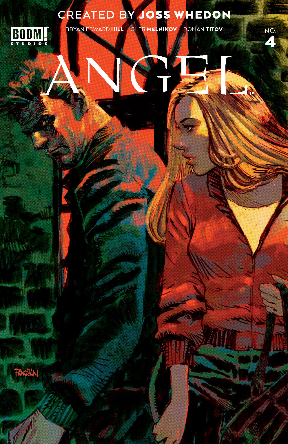 Angel #4 Review