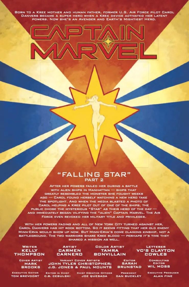Marvel Preview: Captain Marvel #9