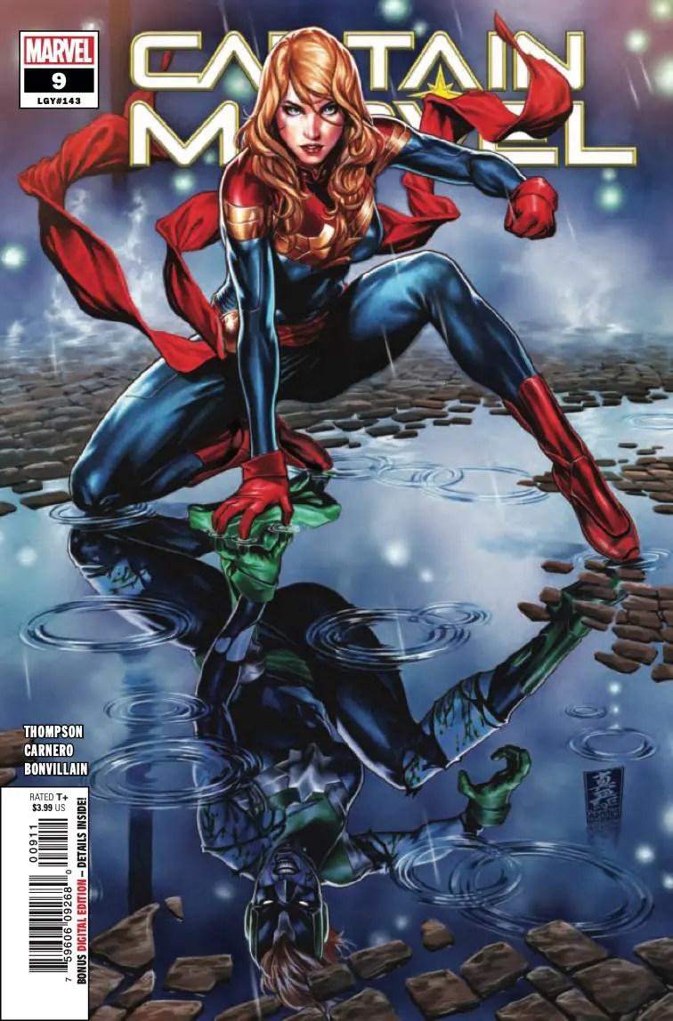 Captain Marvel Vol. 2: Falling Star Review