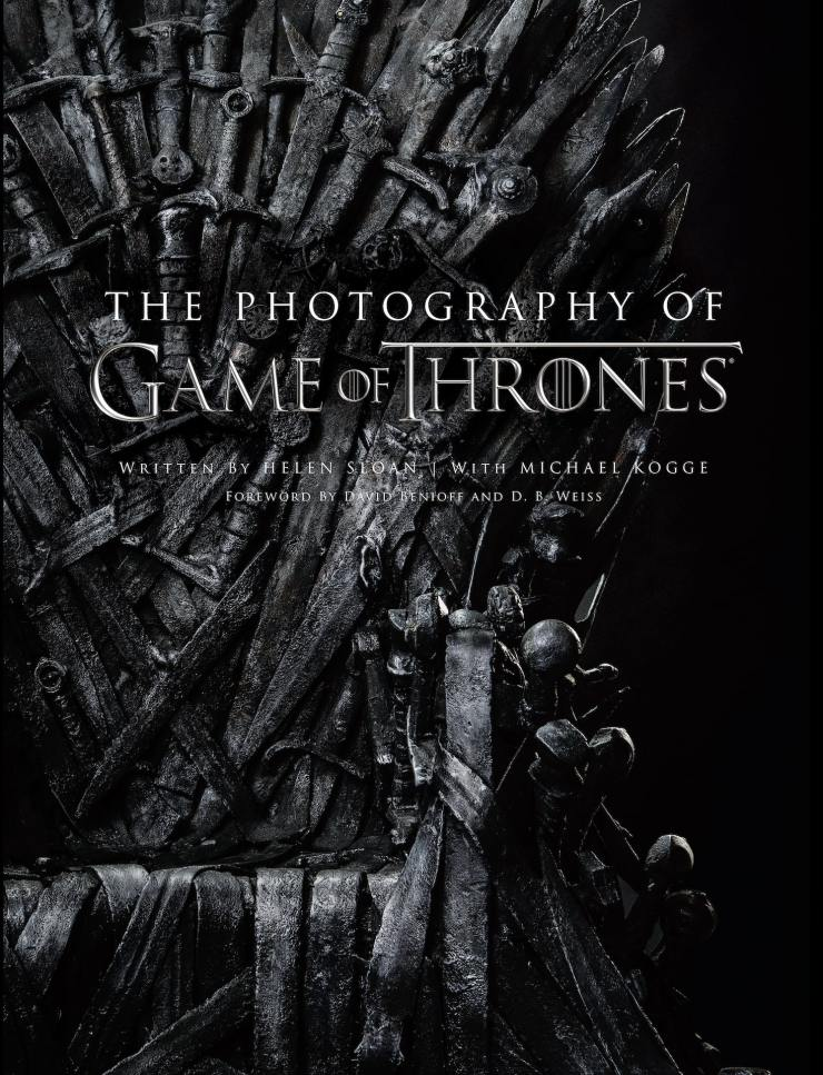 Two new behind the scenes 'Game of Thrones' art books coming November 2019