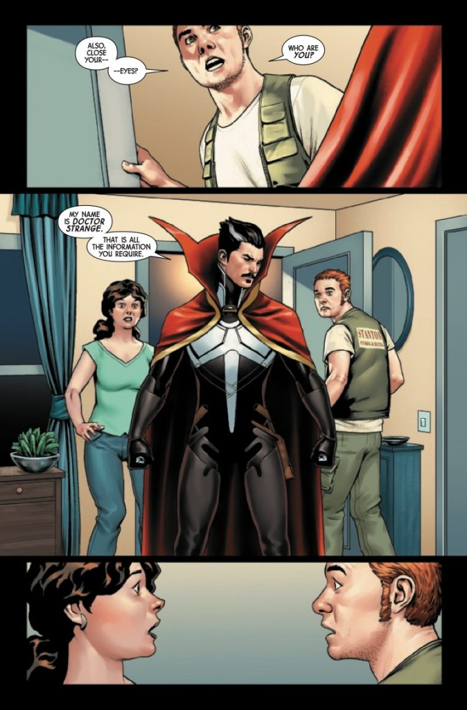 Doctor Strange by Mark Waid Vol. 4: The Choice Review