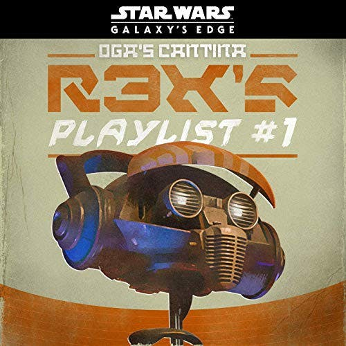 Star Wars: Galaxy's Edge releases album on Apple Music and Spotify