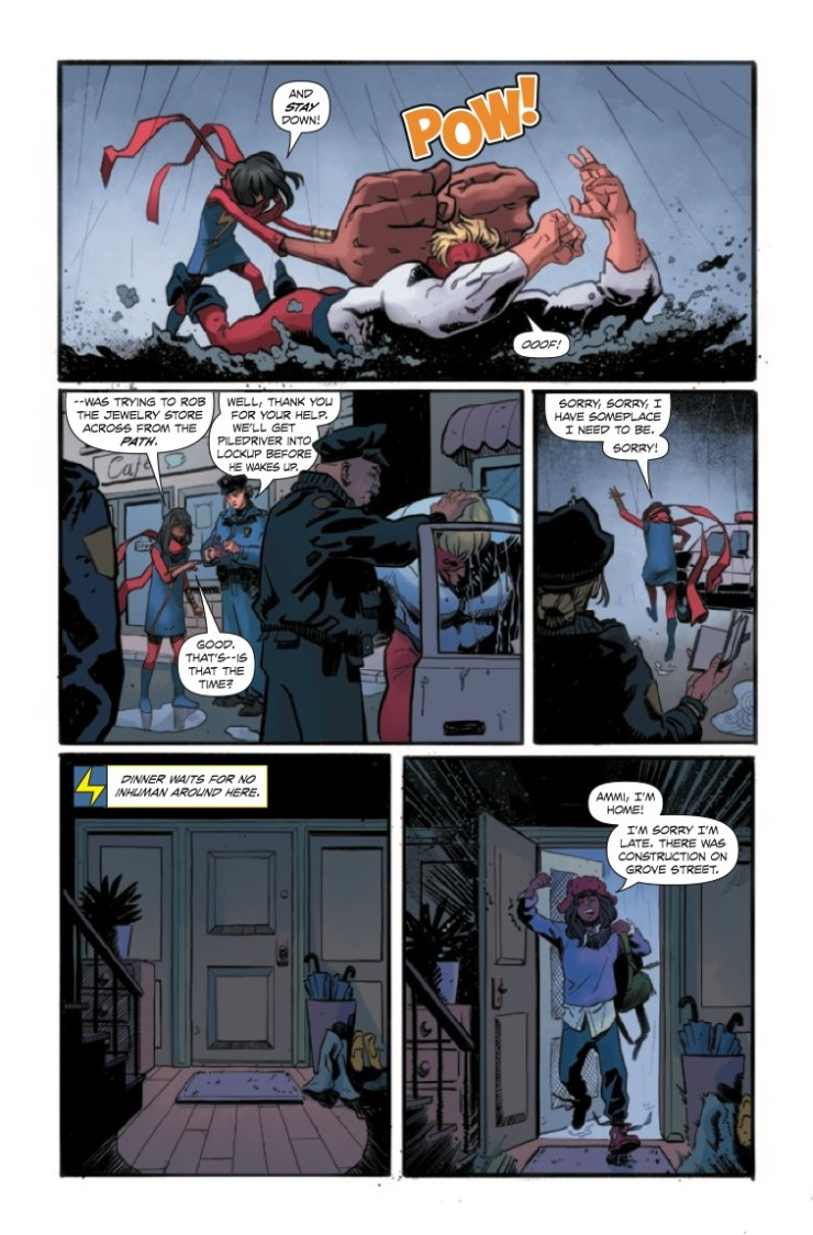 Marvel Preview: Fearless #2