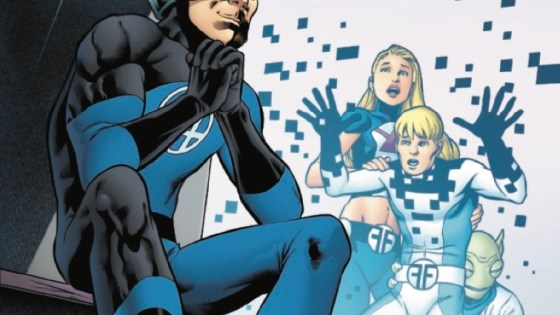 The real Reed Richards is back on Earth — and the Future Foundation is about to break out his greatest enemy.