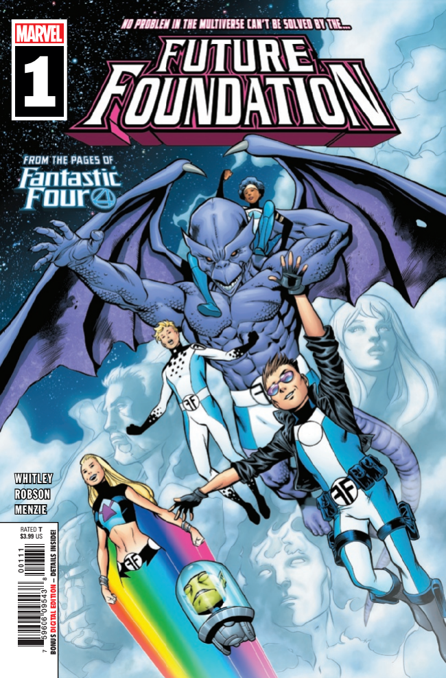 Future Foundation #1 review