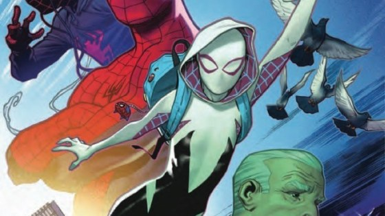 Ghost-Spider Vol. 1: Dog Days Are Over Review