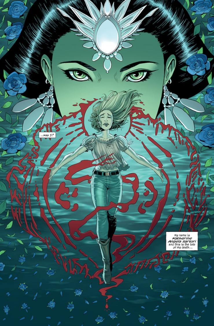 EXCLUSIVE Dark Horse Preview: The Girl in the BayTPB
